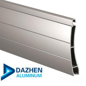 Colore su ordinazione per il portello di alluminio del garage dell'otturatore del rullo di profilo dell'espulsione