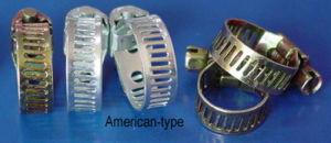 Schlauchklemme - amerikanisch/Kohlenstoffstahl