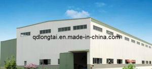 Abarcan todo el edificio de estructura de acero Construcción modular de almacén