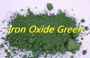 De Groene Verf van het Oxyde van het ijzer (5605)