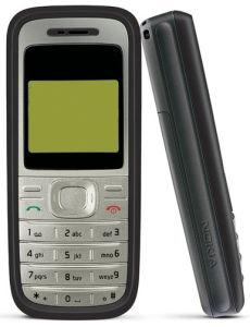 Telefono mobile bollato (1200)