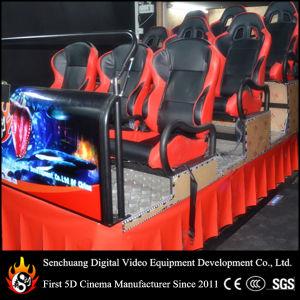 Animation 5D- simulateur 6D-Cinema 7D 8d 9d 11d Kino