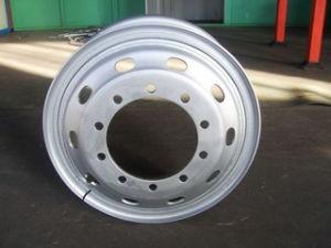 新しい管の鋼鉄車輪