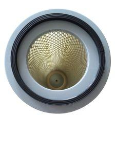 Cartucho do filtro de pregas cilíndrica