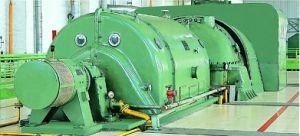 Luchtgekoelde Turbogenerator (Reeks QF)