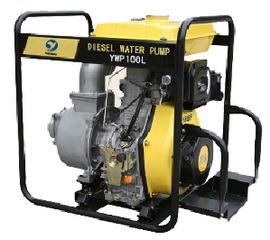 ディーゼル水ポンプ(YW P100L/E)