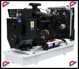leises Dieselset des generator-36kw/45kVA angeschalten worden von Perkins Engine