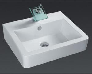Moderne Bassin MDF-Badezimmer-Möbel (6506)