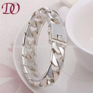 新しい銀製の鎖は工場宝石類925の純銀製のチェーン人の着く