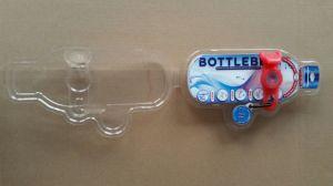 Fabricante caixa de embalagem termoformada transparente de plástico (blister box)