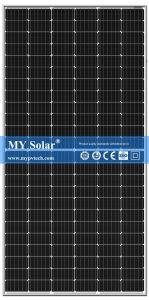 Fábrica de China 144 celdas Panel Solar monocristalino de 400W 410W 430W 440W 5bb 9 bb los paneles solares