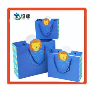 La mejor calidad de suministro de fábrica de bolsas de papel de Compras de Navidad