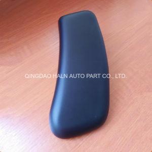 Tampon de bras de l'accoudoir fait partie intégrante de la peau en mousse de polyuréthane