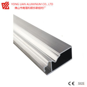 Perfil de aluminio extrusionado de mejor venta del bastidor para Windows de alta calidad y bajo precio