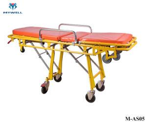 Como M05 Medical Maca ambulância ajustável