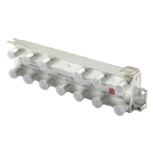 5-1000MHz 12 divisore dell'interno di modo CATV