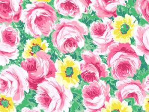 열전달 필름의 디자인이 많은 것에 의하여 꽃이 핀다