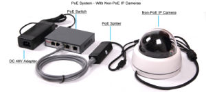 16 interruttore astuto Port di 1000Mbps 1.25g Poe