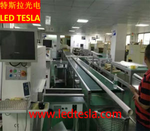 P4 beau mur vidéo couleur écran LED écran LED de plein air en usine
