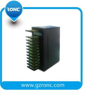 Alta efficace duplicatrice di DVD con 1 per il bruciatore dei cassetti 7PCS/10PCS/11PCS
