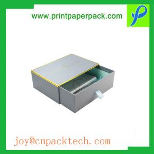 Cuadro elegante caja plegable Vintage exquisita caja de regalo personalizado Embalaje Caja de productos electrónicos