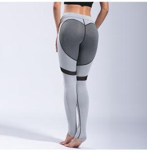 L'yoga su ordinazione delle donne di vendita calda ansima le ghette di sport di forma fisica