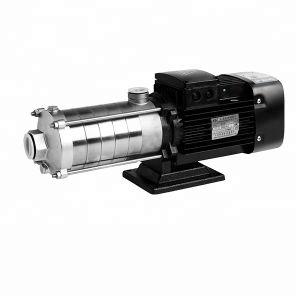 Lyson feu en acier inoxydable de type centrifuge Pompe à eau à plusieurs degrés horizontal