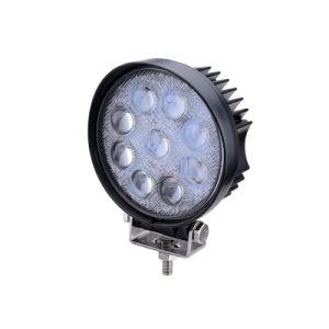 Alta potencia 27W 5D la lámpara de luz LED de trabajo