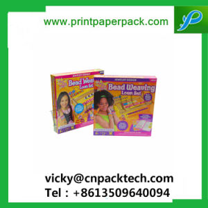 Il grafico di qualità superiore inscatola i prodotti elettronici del giocattolo che impaccano la scatola di presentazione del prodotto del bambino del contatore del cartone della casella