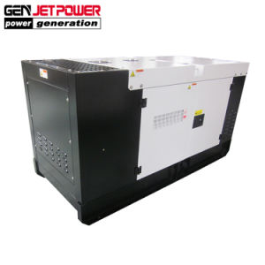 CA 3 generatore silenzioso del diesel di fase 230V/400V 50Hz 350 KVA