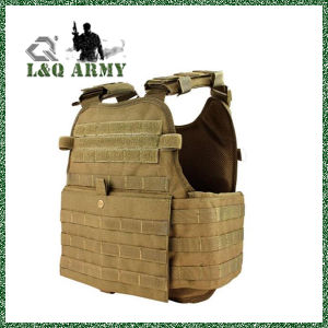 Taktisches Militär bekleidet modulare Bediener-Platten-Träger-Weste