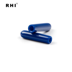9.0mm Rohrende-Schutzkappen-runde Stahlschutzkappe