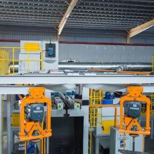 Производителей и поставщиков Mayflay машины горячие продажи новых крюк абразивные машины для проводки системы для очистки поверхности с сертификат CE