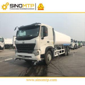 HOWO 15m3 6X4 강력한 물 탱크 트럭 물 트럭 차원