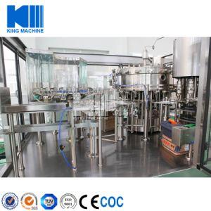 清涼飲料を満たす炭酸炭酸水・はISOの機械装置をびん詰めにする