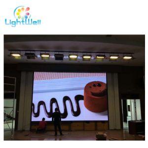 Publicité commerciale P10 LED fixe l'écran écran LED