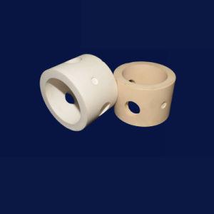 中国の耐久力のある技術的な陶磁器Al2O3アルミナの陶磁器の多孔性の管