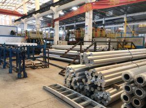 Staaf 6061 van het aluminium T6 de Hete Uitgedreven Staaf van het Aluminium van Legering 5083 7075