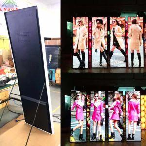 1000 нит торговой марки Nationstar плакат RGB дисплей для рекламы