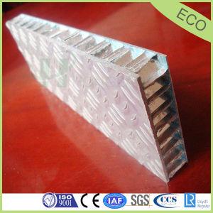 Parede lateral de painel do tecto favo de Aço Inoxidável