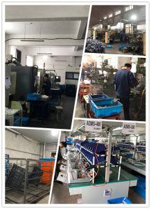 L'OEM Percison della fabbrica di alluminio il rivestimento della polvere della parte della pressofusione