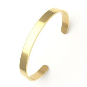 De Juwelen van de Armband van de Manier van het Roestvrij staal van de Juwelen van Yongjing (yj-B0001)