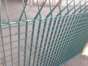 Rejilla de acero galvanizado de vallas de seguridad de la esgrima