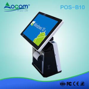 10.1  Androïde allen in Één POS van de Vertoning van PC LCD Terminal