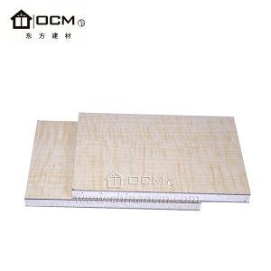 La conception de cloison décorative pour préfabriqué chambre