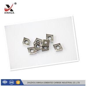 Inserts en carbure YD101 Ccgt120402 à l'usinage de l'aluminium