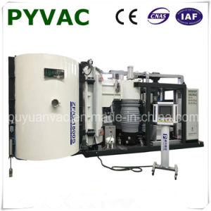 Máquina de cromagem de níquel DVP/ máquina de revestimento de vácuo de evaporação