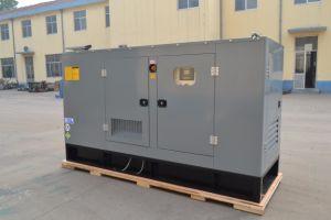 전기 물에 의하여 냉각되는 50kVA 발전기