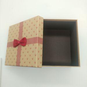 벨트 동점 최신 각인을%s 가진 엄밀한 서류상 서랍 상자를 위한 고급 마분지 종이 선물 상자를 인쇄하는 관례