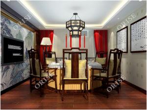 Custom de estilo chino nuevo mobiliario para banquetes comedor de 5 Estrellas